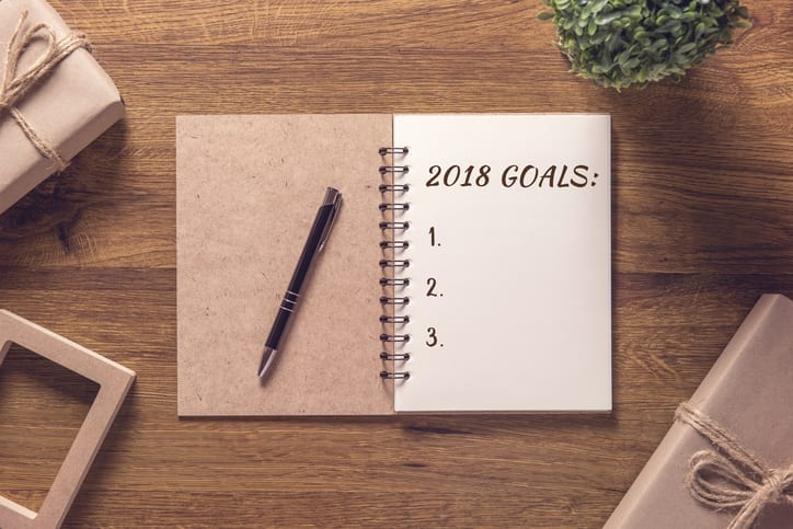 2018 New Year Resolution and Goals