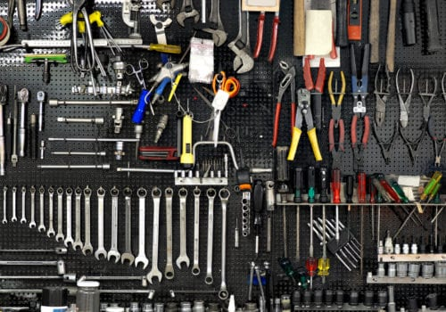 7 Amazing Uses for Your Pegboard