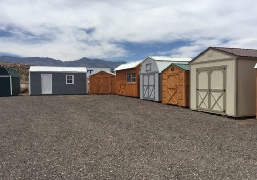 3 Major Benefits of a Rent-to-Own Storage Shed