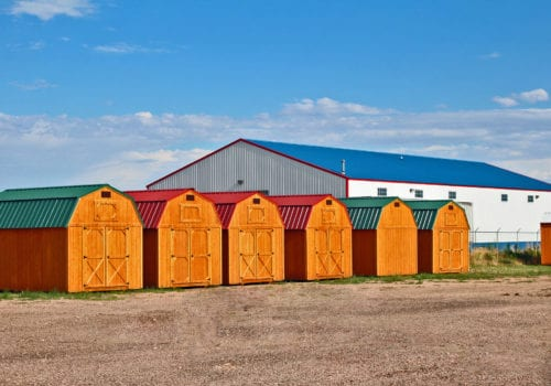 Quality Storage Sheds in Northeast Missouri