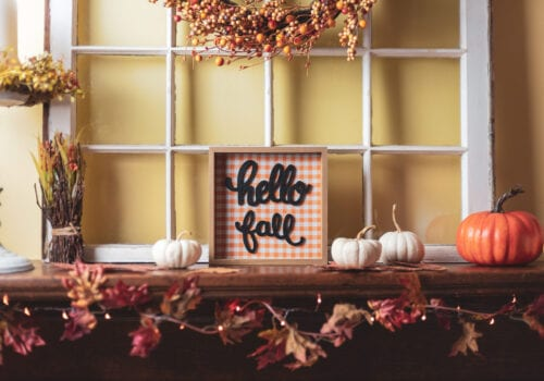 Tips and Tricks on How to Make Beautiful DIY Fall Decor That Will Last Much Longer
