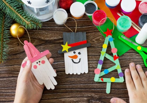 Christmas Crafts to Do With Your Kids