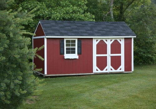 Stylish Organization Tips for your Storage Shed